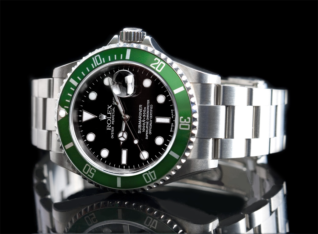 Rolex Submariner Green Cool Wallpapers ~ Cool Wallpapers