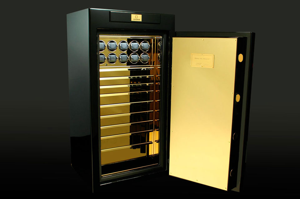 Bespoke Safes by Stockinger