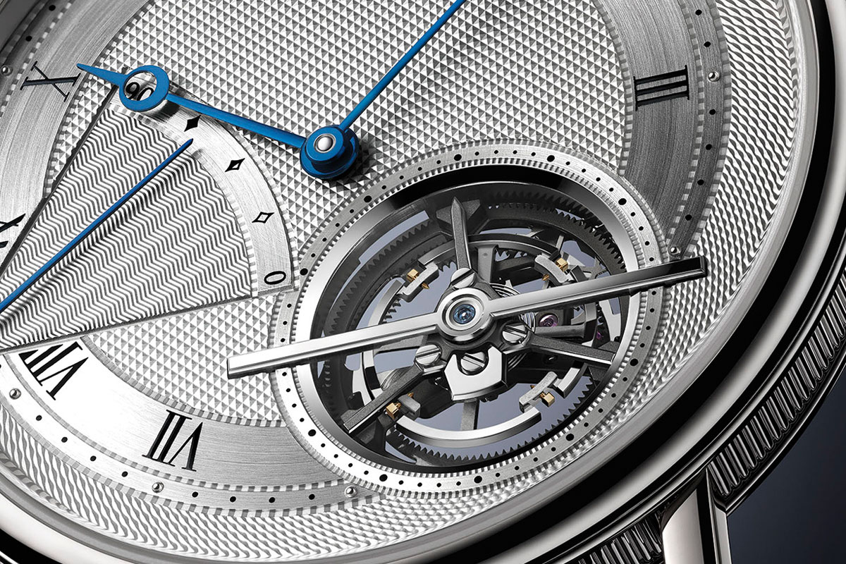 "Pre-Baselworld 2014: Breguet Classique ""Grande Complication"" Tourbillon Extra-Thin Automatic 5377"