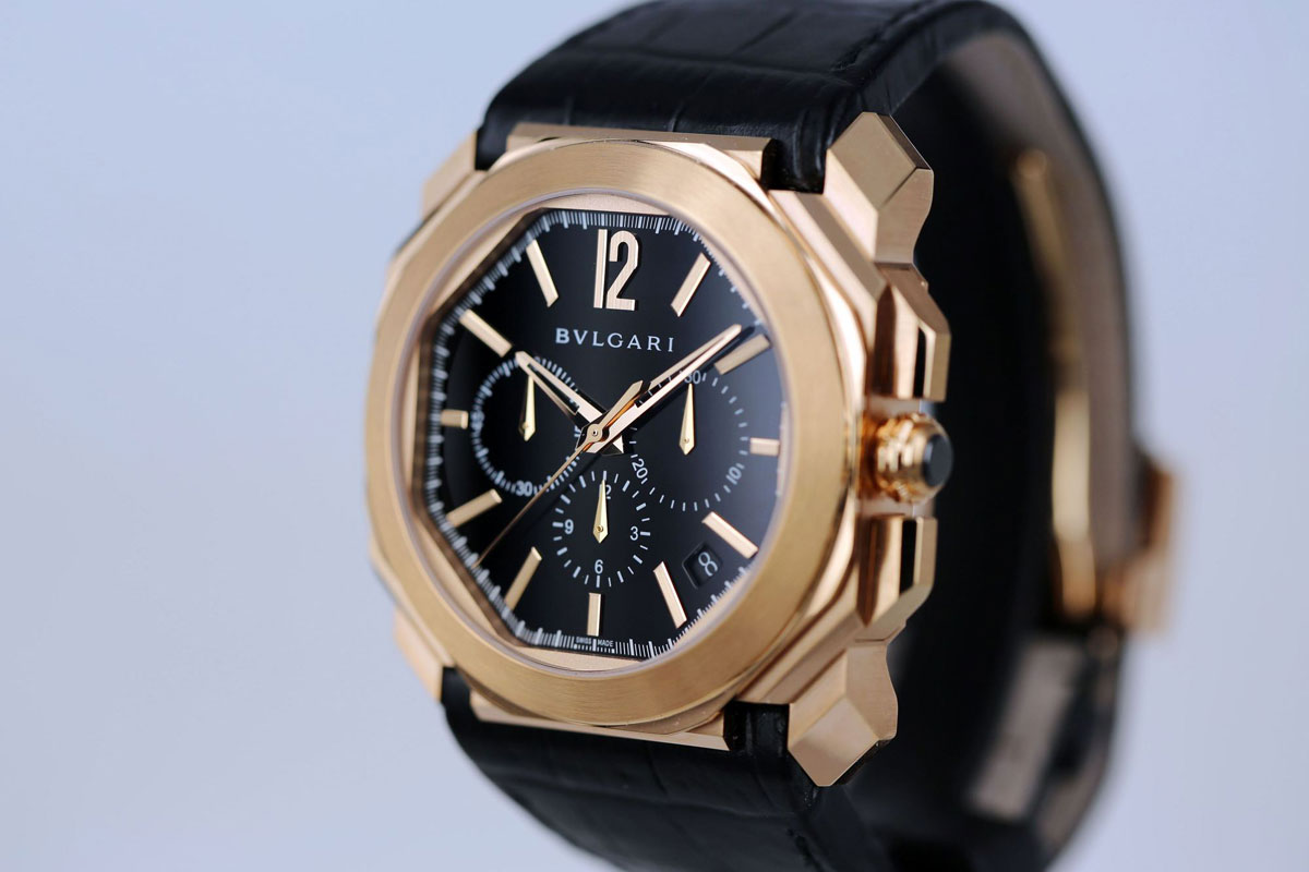 Pre Baselworld 2014: Introducing the Bvlgari Octo Chrono