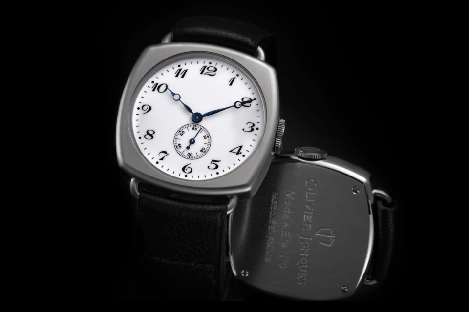 Introducing a new Kickstarter-like project, the Elie Watch by Olivier Jonquet
