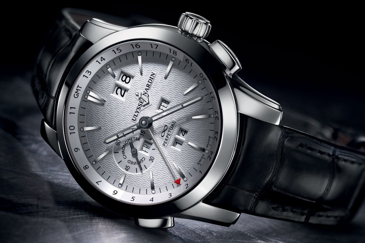 Pre Baselworld 2014: Introducing the Ulysse Nardin Perpetual Manufacture