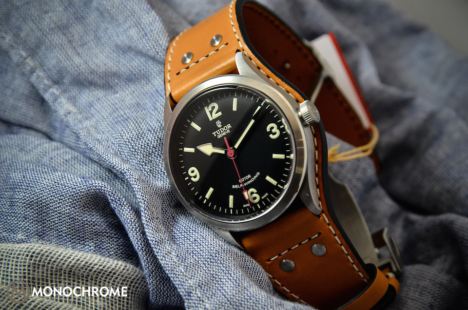Hands-On with the Tudor Heritage Ranger ref. 79910 – Live photos and pricing