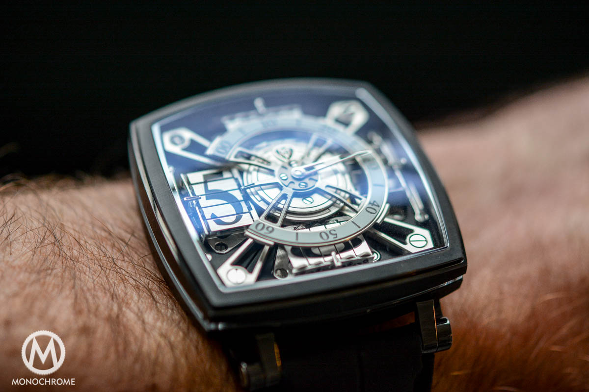 MCT Sequential One – Review of one of the most impressive timepieces in the market