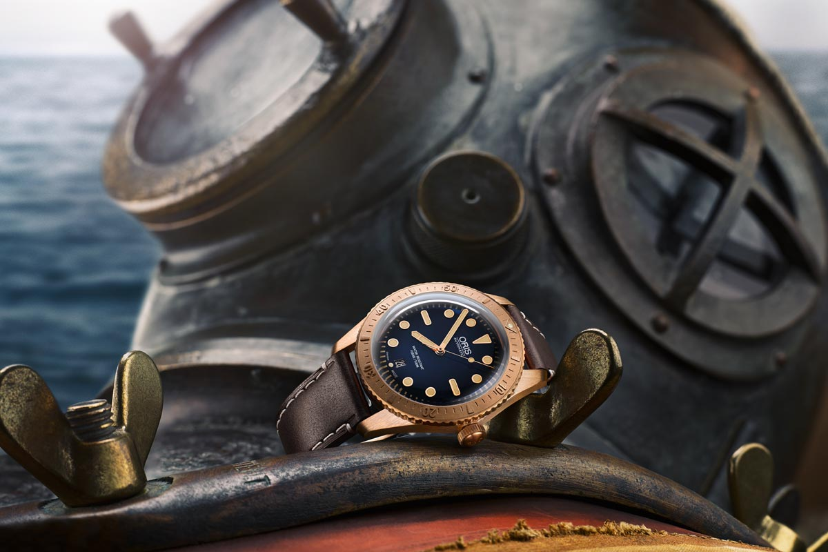 Introducing the Oris Carl Brashear Limited Edition – specs and price