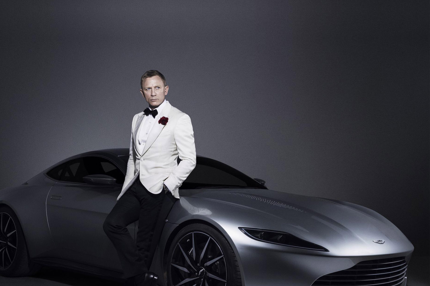 Christie's James Bond Spectre Auction - Including a prototype of Omega Seamaster 300 Spectre worn by Craig and one of 10 Aston Martin DB10