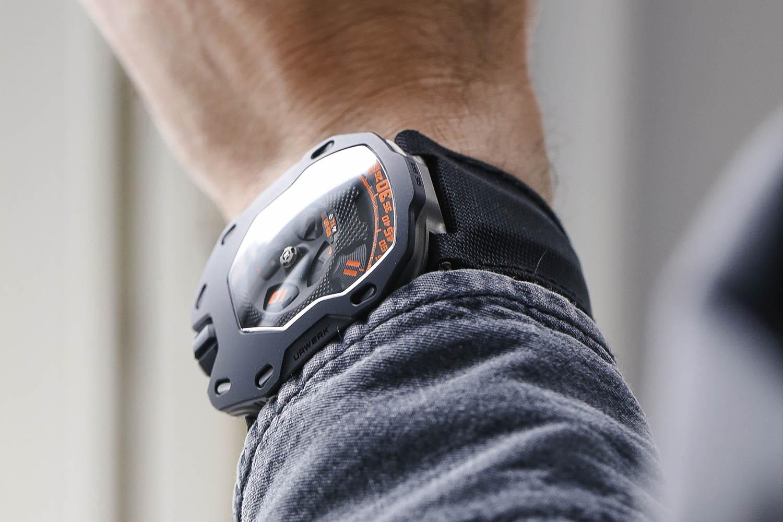 Exclusive – Introducing the URWERK UR-105 TA Clockwork Orange (and how it is manufactured)