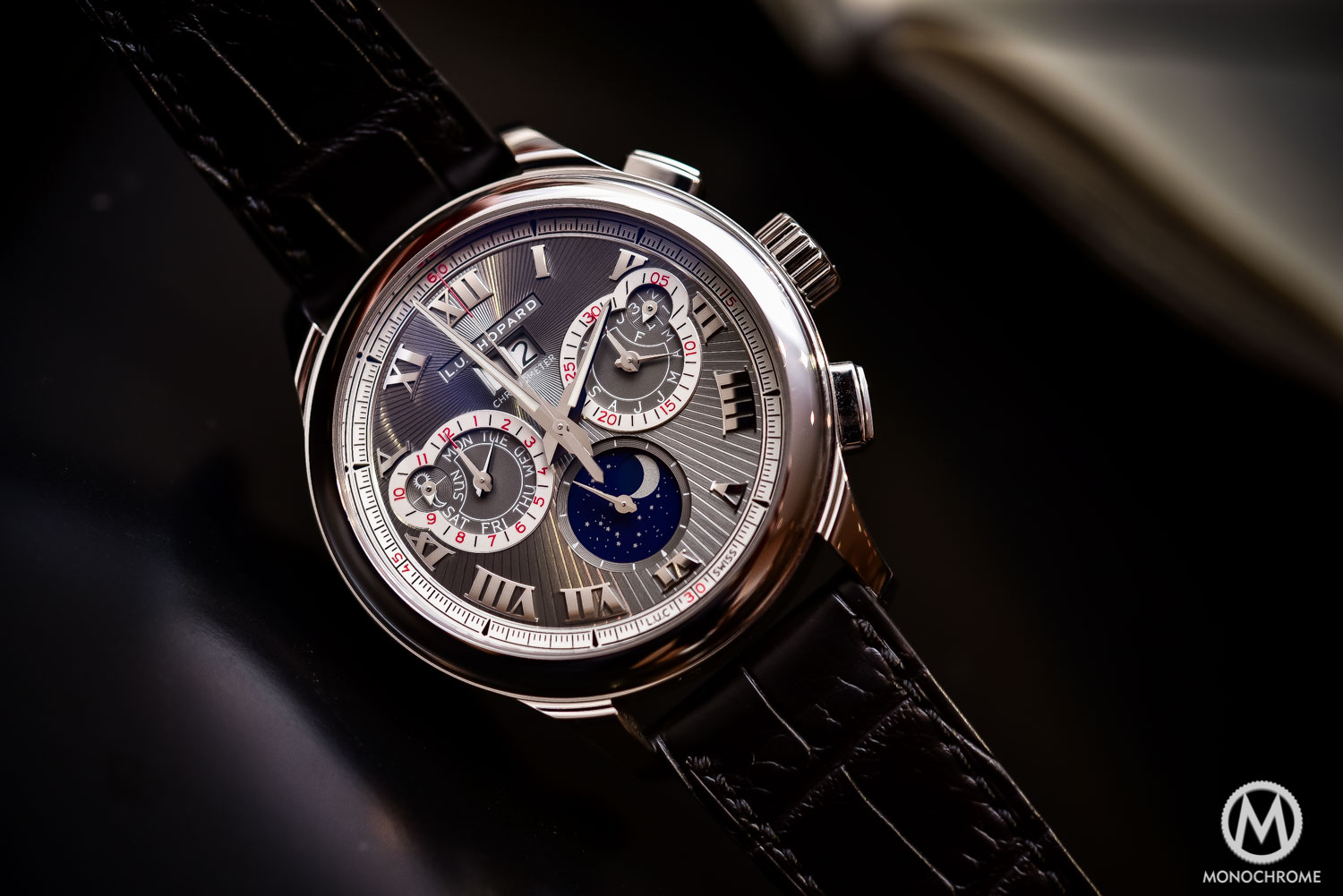 Hands-On – Chopard L.U.C Perpetual Chrono in Fairmined white gold (live pics & price)