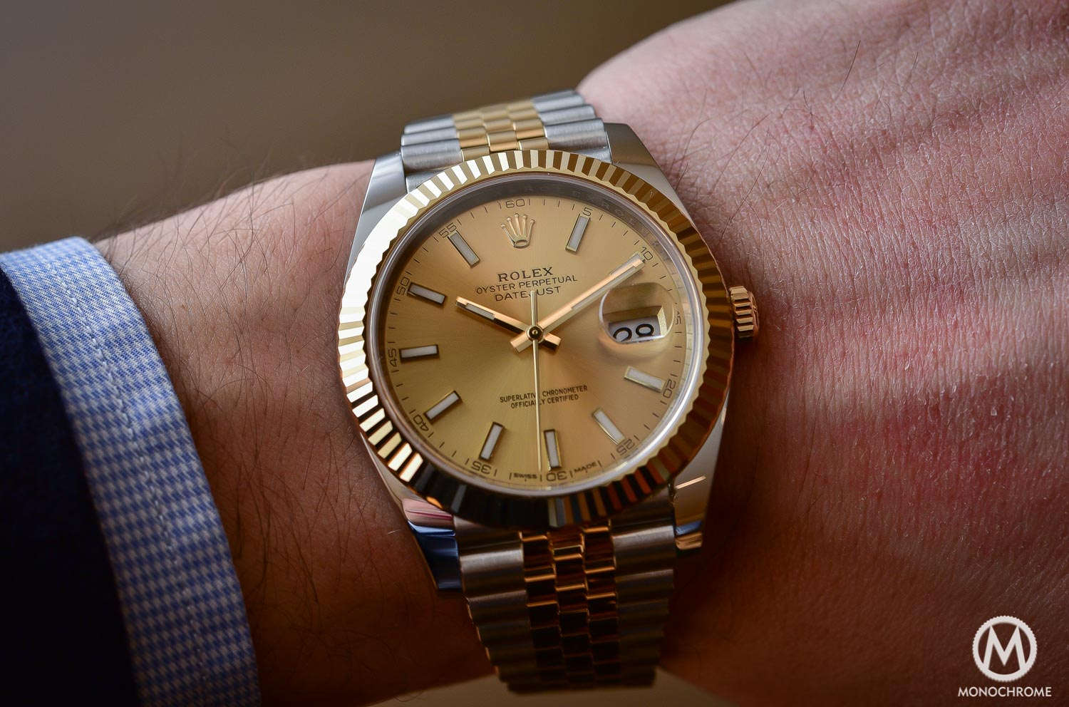 Full Review – The new Rolex Datejust 41 from Baselworld 2016, with new case, new 3235 movement and comeback of the Jubilee (live pics & price)