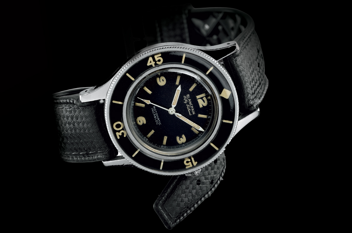A Technical Perspective – All you need to know about Dive Watches