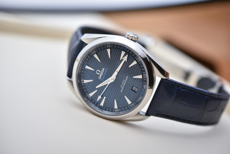 The 2017 Omega Seamaster Aqua Terra Master Chronometer